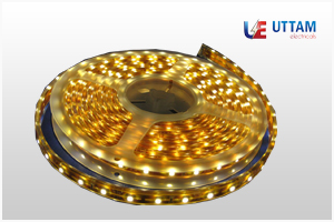 Led Yellow Strip Light (Water Proof